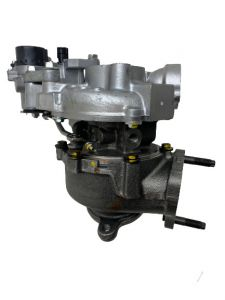 Turbo 17201-51030 Toyota 200702 020V IHI