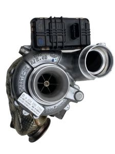 Turbo A6540907300 Mercedes AL0081